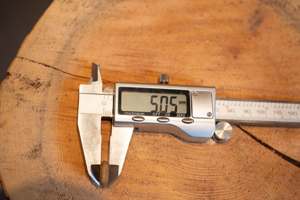 モンプチ クリスピーキッス贅沢バラエティパックの厚み測定