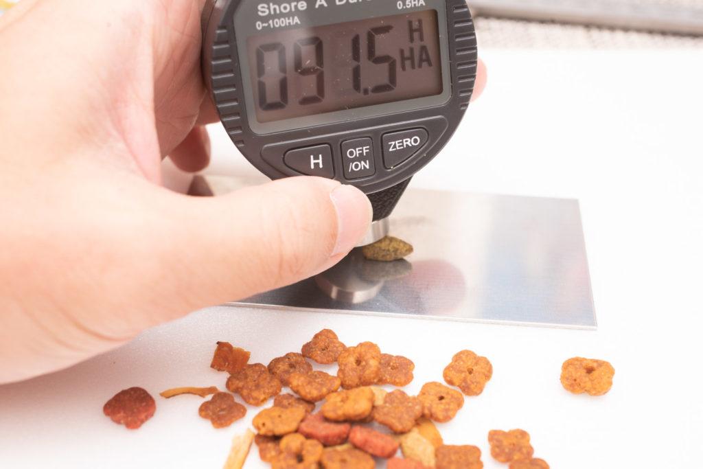 COMBO猫下部尿路の健康維持の硬さ測定