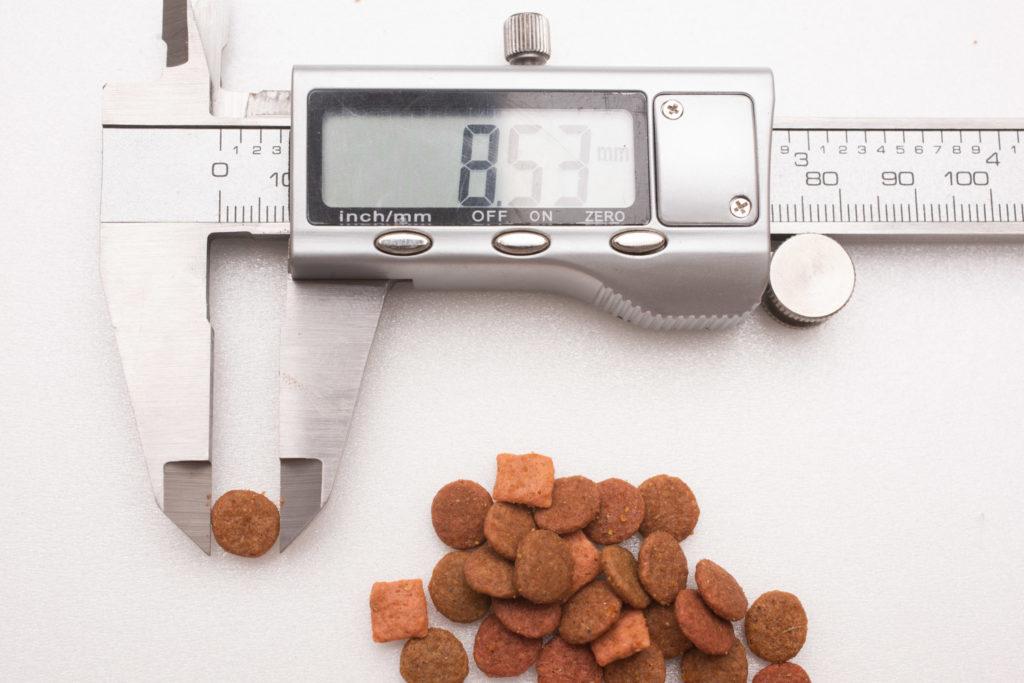 まぐろ・たい味の長さ測定