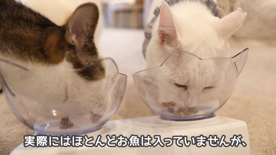 銀のスプーン三ツ星グルメ お魚味クリームは実際には魚はほぼ入ってない