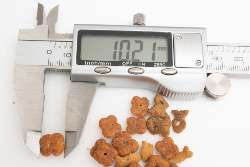 COMBOプレゼント下部尿路の健康維持の粒の長さ測定
