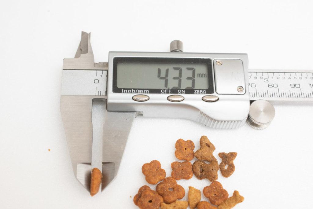 COMBOプレゼント下部尿路の健康維持の厚み測定
